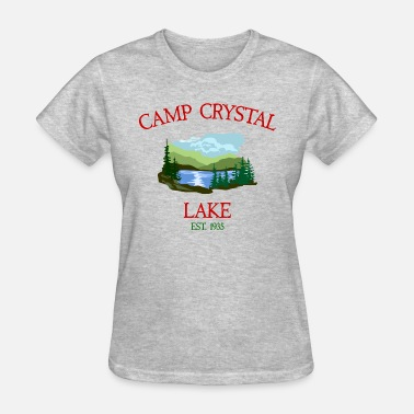 Freddy Krueger Camp Crystal Lake - Women's T-Shirt