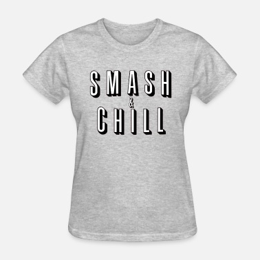 Rugby Bad Girl new Idea - Women's T-Shirt