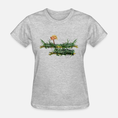 Drained The Swamp DRAIN THE SWAMP - Women's T-Shirt