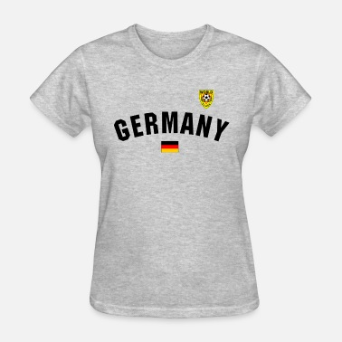 Germany Football Germany Football - Women's T-Shirt