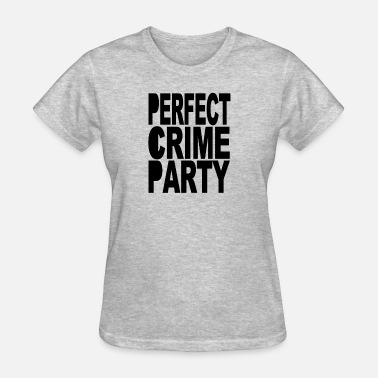 Crime Party Bakuman Perfect Crime Party - Women's T-Shirt