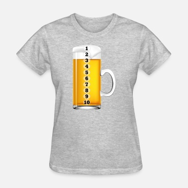 Alcohol Bachelorparty Beer ordering helper - Women's T-Shirt