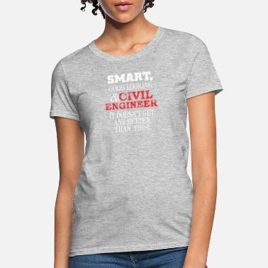 Civil Partnership civil engineer - Women's T-Shirt