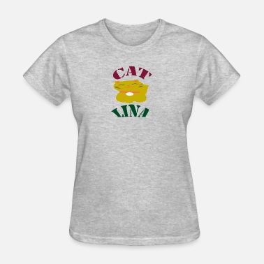 Lina Cat Lina - Women's T-Shirt