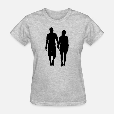 Handinhand our love will never end - Women's T-Shirt