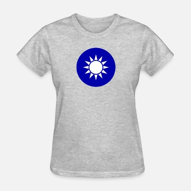 National Emblem National Emblem Of Taiwan - Women's T-Shirt