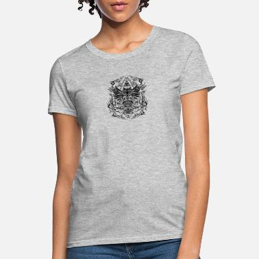 Tribal Owl Tribal Owl - Women's T-Shirt