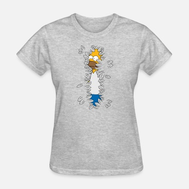 Hedging Sneaky Hedge - Women's T-Shirt