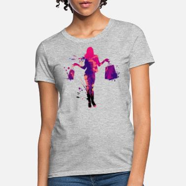 Shopping shopping - Women's T-Shirt