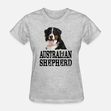 Australian Shepherd Clothes Australian Shepherd Dog Shirt - Women's T-Shirt