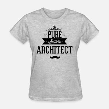 Lego 100 percent pure super architect - Women's T-Shirt
