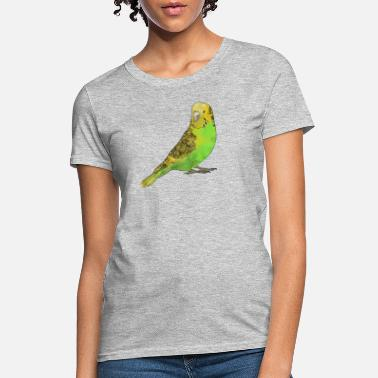 Budgie Budgie | Vintage Pet Bird Parakeet Animal - Women's T-Shirt