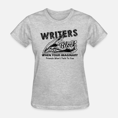 Writers Block Writers Block Shirt - Women's T-Shirt