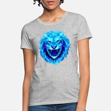 23366d4b758 Lion Shirt - Lion T shirt - Women  39 s ...