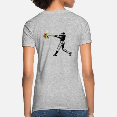 Flowercontest Baseball - flowercontest - flowers - Women's T-Shirt