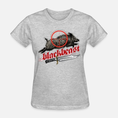 black beast 2016 - Women's T-Shirt