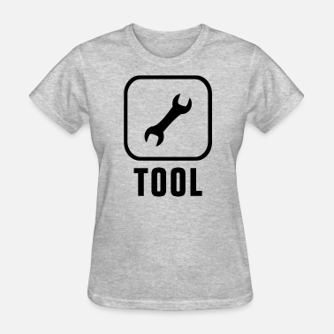 Tool Tool Mechanic - Women's T-Shirt