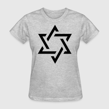 STAR OF DAVID - Women's T-Shirt