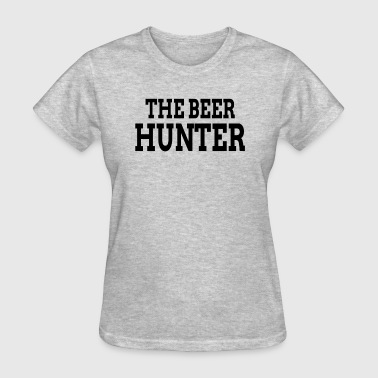 THE BEER HUNTER - Women's T-Shirt