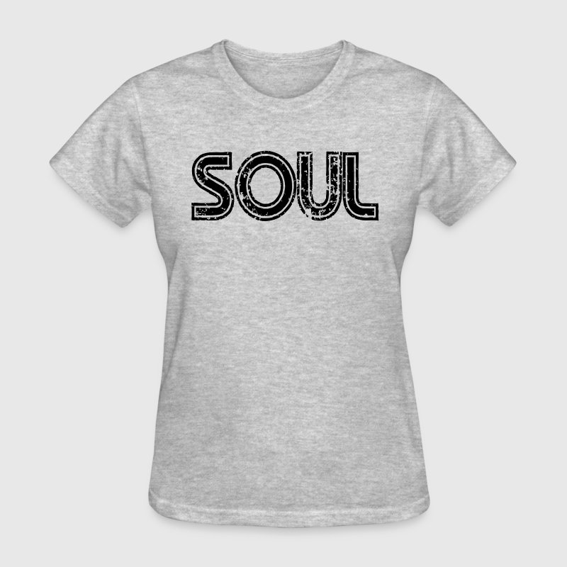 SOUL MATE LOVE COUPLE ROMANCE MAN WOMAN - Women's T-Shirt