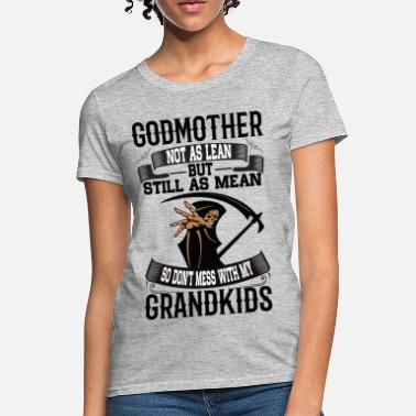 Birthday For Godmother Godmother - Women's T-Shirt