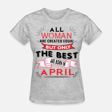 Woman April APRIL WOMAN - Women's T-Shirt