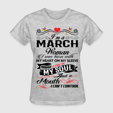 MARCH  WOMAN - Women's T-Shirt