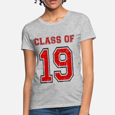 1d9ad035bbd7d Shop Class of 2019 Shirts online   Spreadshirt