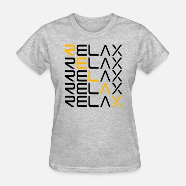 Relaxation RELAX RELAX - Women's T-Shirt