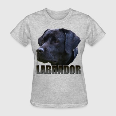 Labrador black - Women's T-Shirt