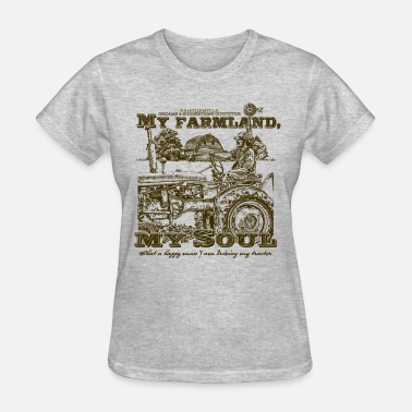 farmland - Women's T-Shirt