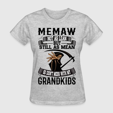 Memaw - Women's T-Shirt