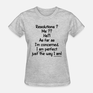 Far AS FAR AS I'M CONCERNED - Women's T-Shirt