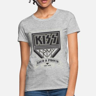 Kiss Kiss Army - Women's T-Shirt