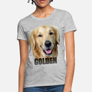 Golden Retriever Golden retriever - Women's T-Shirt