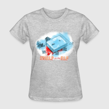 Shelf on the Elf - Women's T-Shirt