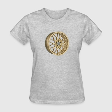Wheel - Women's T-Shirt
