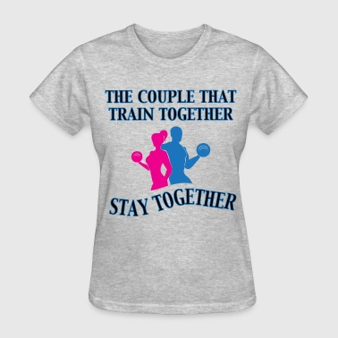 train together - Women's T-Shirt