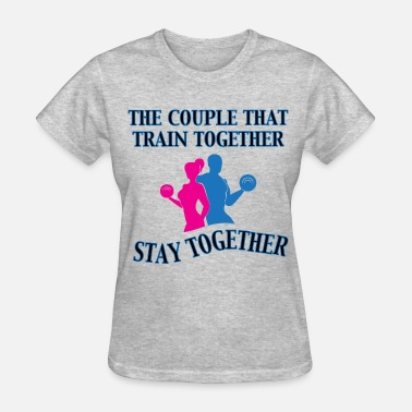 Train Together train together - Women's T-Shirt