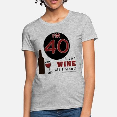 40th Birthday T Shirts