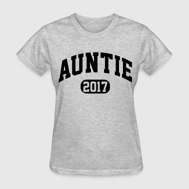 Auntie 2017 - Women's T-Shirt