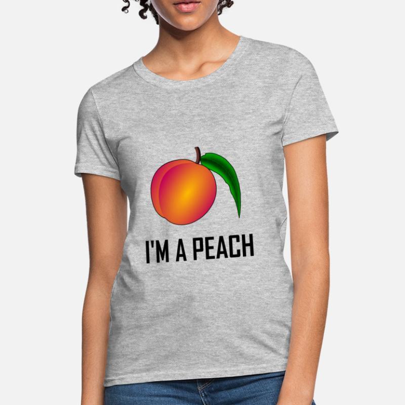 Peach T Shirt