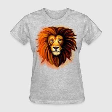 Lion With Wings Lion - Women's T-Shirt
