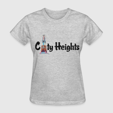 City Heights San Diego Neighborhood - Women's T-Shirt