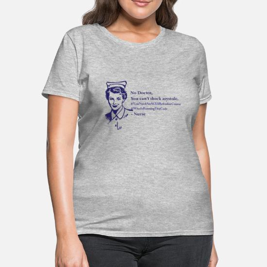 retro asystole png Women's T-Shirt   Spreadshirt