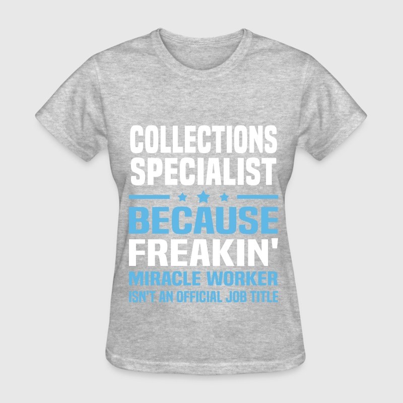 collections specialist by bushking spreadshirt