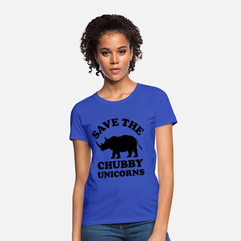 798c3a6f5 save the chubby unicorn Women's T-Shirt   Spreadshirt