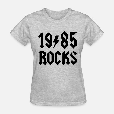 April 1985 1985 - Women's T-Shirt
