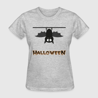 Halloween Cute Bat - Women's T-Shirt