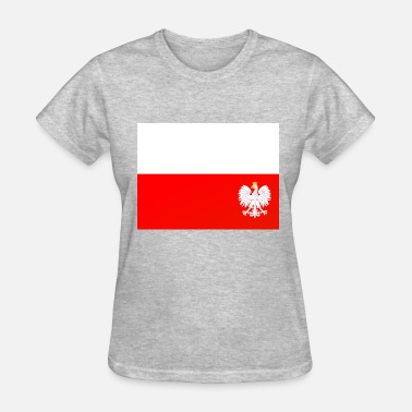 Polish Flag polish flag - Women's T-Shirt